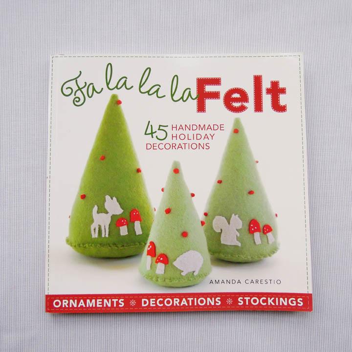 handmade Christmas book review